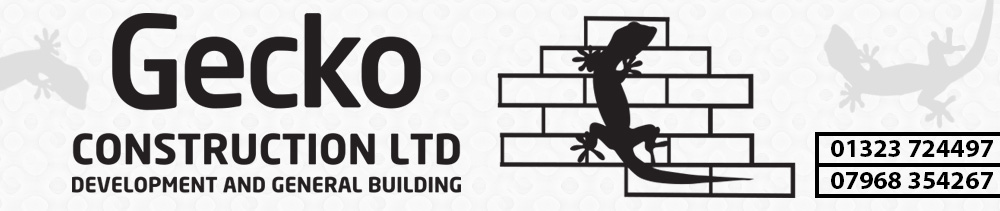 Gecko Construction LTD - Eastbourne - East Sussex